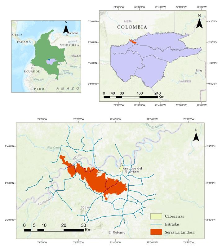 Mapas de referência para artigo de Diana Monroy (português)