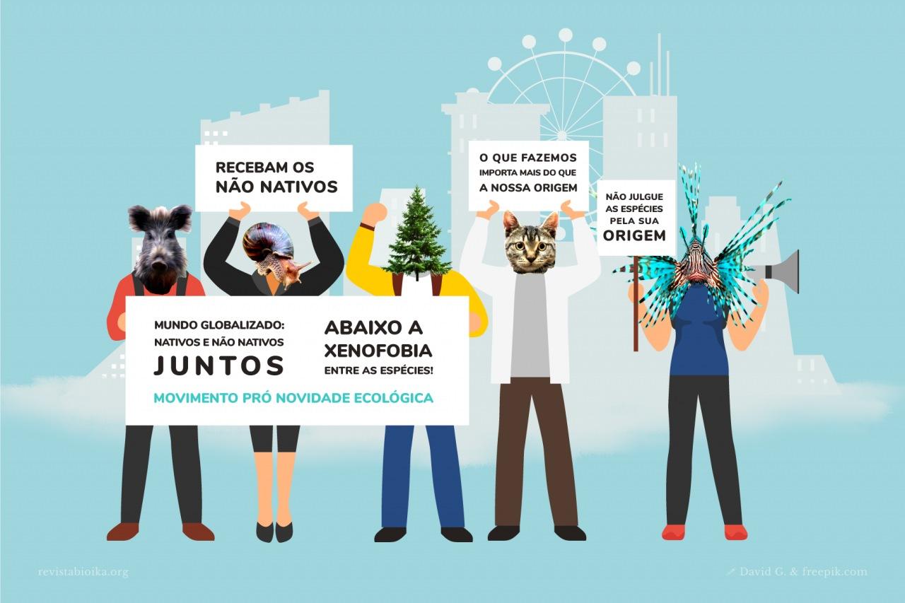 Movimiento Pró Novidade Ecológica (português)