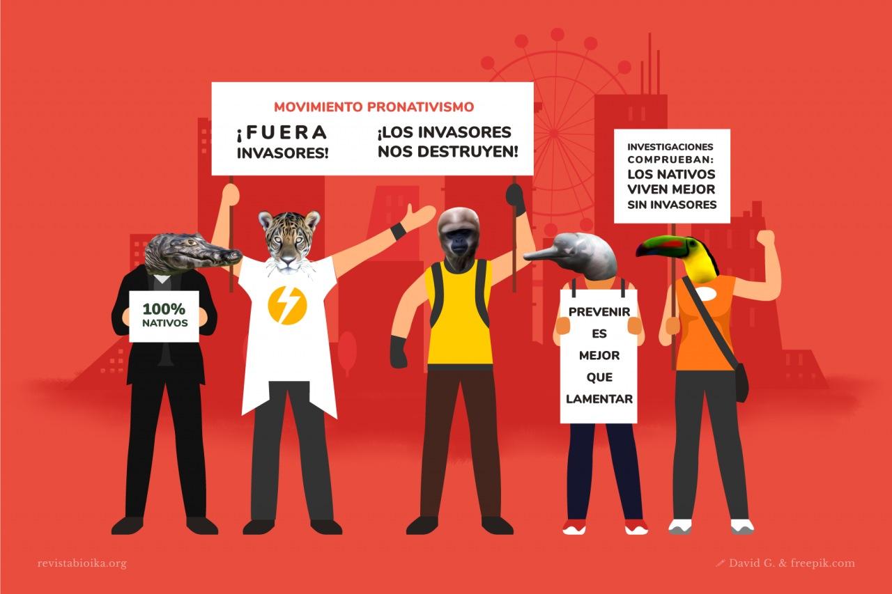Movimiento Pro Nativismo (español)