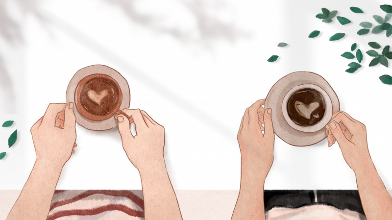 Su café está amenazado por el cambio climático y la deforestación