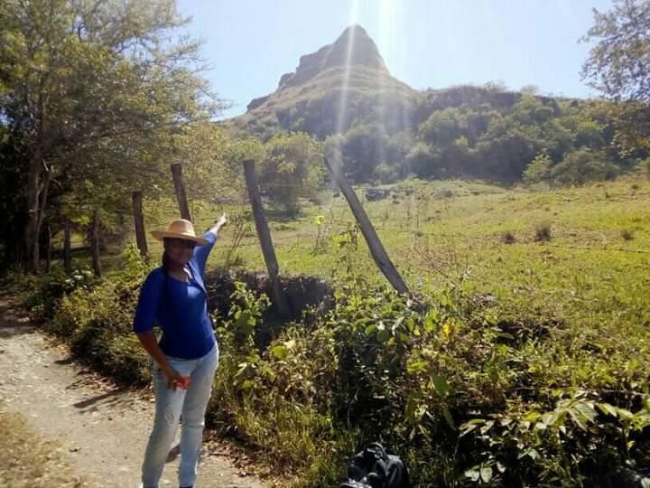 Sendero ecológico, camino al balneario La India