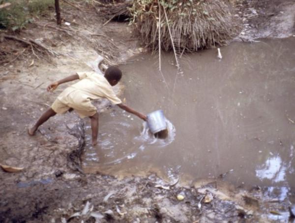 La crisis del agua en el mundo
