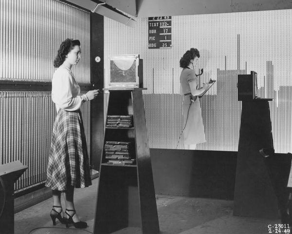 """Mujeres en la ciencia: """"Cuando los computadores usaban falda"""""""