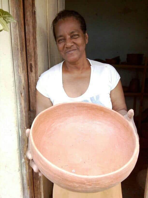 Gladis Mosquera, ceramista