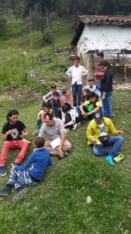 Cienciheróis Colômbia