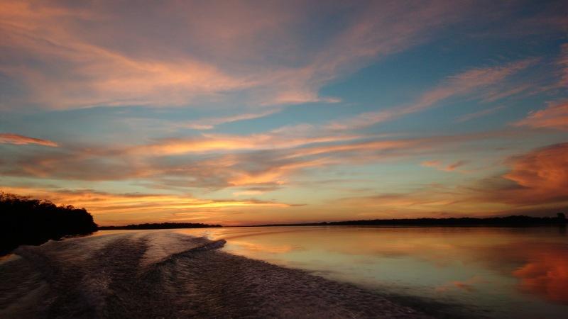 El río Paraná, ejemplo de gestión en sociobiodiversidad - participación social, integración de áreas protegidas y reparto de responsabilidades
